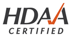 HDAA Certified