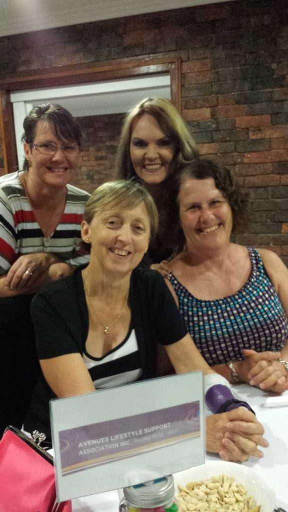 Trivia Night Sharon Claire Robyn Kerry